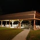 Bohemaland - venkovní posezení v noci