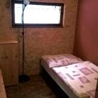 Chatky Zlaté Hory - interiér 03 - pokoj