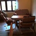 Chatky Zlaté Hory - interiér 05 - společenská místnost