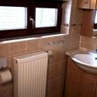 Chatky Zlaté Hory - interiér 06 - koupelna