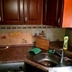 Chatky Zlaté Hory - interiér 07 - kuchyňka