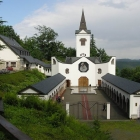 Zlaté Hory - Poutní kostel Maia Hilf